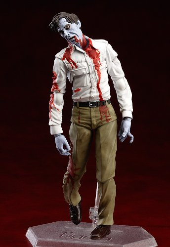 Image 2 for Dawn of the Dead - Stephen - Figma #224 - Flyboy Zombie (Max Factory)