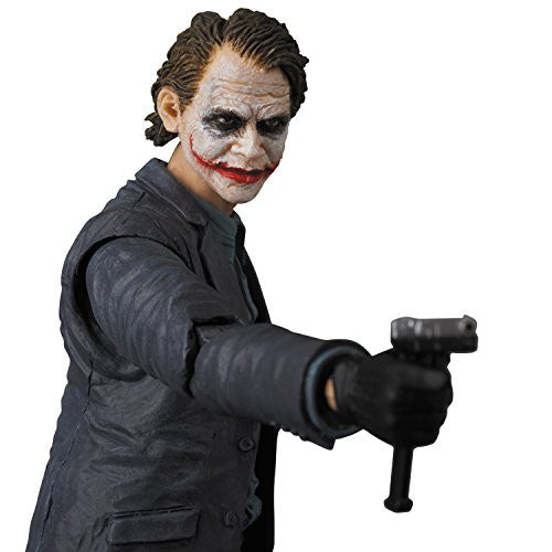 Image 6 for The Dark Knight - Joker - Mafex No.015 - Bank Robber Ver. (Medicom Toy)