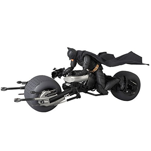 Image 9 for The Dark Knight - Batpod - Mafex #8 - 1/12 (Medicom Toy)