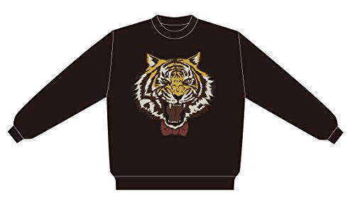 Image 1 for Yuri on Ice Yuri Tiger Sweatshirt Black