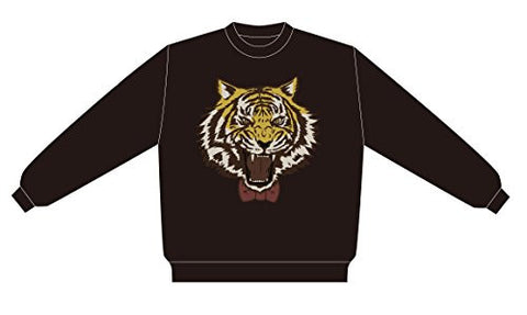 Image for Yuri on Ice Yuri Tiger Sweatshirt Black