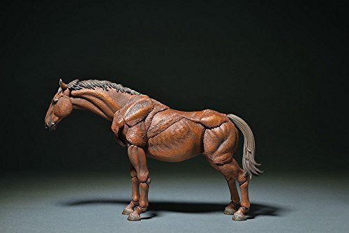 Image 9 for KT Project KT-008 - Revoltech - Horse - Color (Kaiyodo)