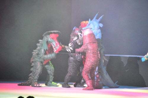Image 6 for Ultraman The Live Ultraman To Kagaku No Fushigi Science Battle Stage