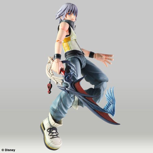 Image 5 for Kingdom Hearts 3D: Dream Drop Distance - Riku - Play Arts Kai (Square Enix)