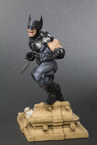Image 5 for X-Force - Wolverine - Fine Art Statue - 1/6 (Kotobukiya)