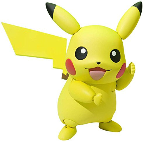 Image 1 for Pocket Monsters - Pikachu - S.H.Figuarts (Bandai)
