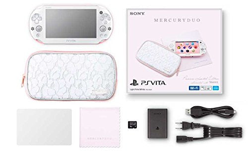 Image 3 for PlayStation Vita MERCURYDUO Premium Limited Edition