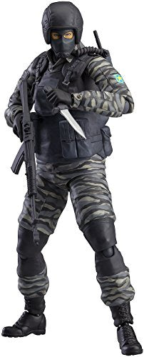 Image 1 for Metal Gear Solid 2: Sons of Liberty - Figma #298 - Gurlukovich Army Soldiers (Max Factory)