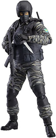 Image for Metal Gear Solid 2: Sons of Liberty - Figma #298 - Gurlukovich Army Soldiers (Max Factory)