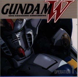 Image 1 for Shin Kidousenki Gundamwing Operation 1