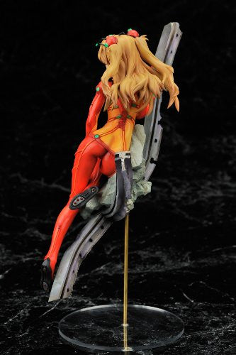 Image 7 for Evangelion Shin Gekijouban - Souryuu Asuka Langley - 1/8 - Plug Suit Test Type Ver. (Alter)