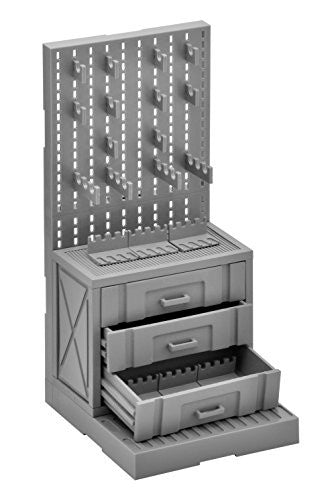 Image 1 for Little Armory LD006 - Gun Rack B - 1/12 (Tomytec)