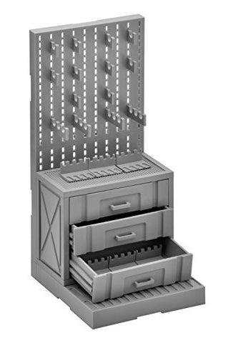 Image for Little Armory LD006 - Gun Rack B - 1/12 (Tomytec)