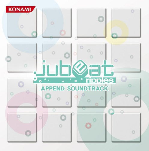 Image 1 for jubeat ripples APPEND SOUNDTRACK