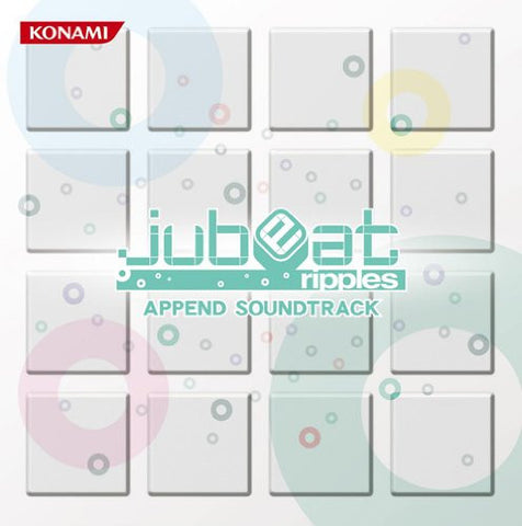 Image for jubeat ripples APPEND SOUNDTRACK