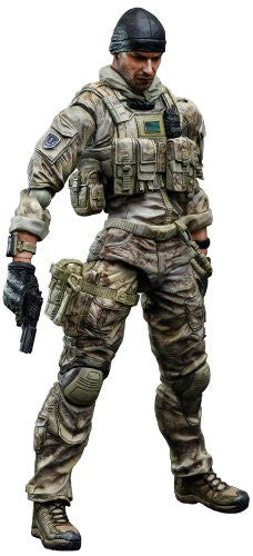 Image 1 for Medal of Honor: Warfighter - Preacher - Play Arts Kai (Square Enix)