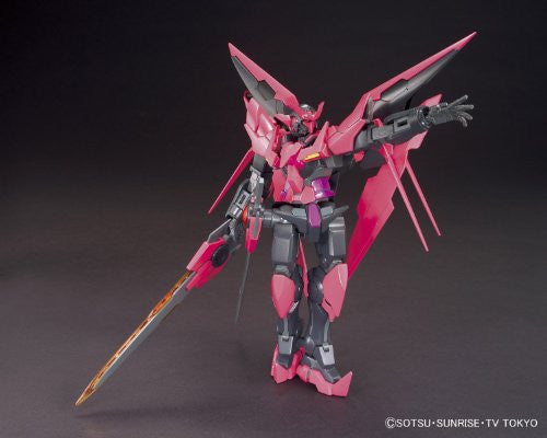 Image 1 for Gundam Build Fighters - PPGN-001 Gundam Exia Dark Matter - HGBF #013 - 1/144 (Bandai)