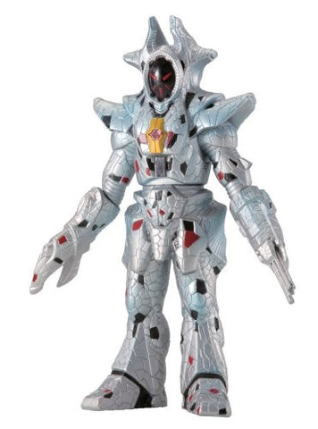 Ultraman Tiga and Ultraman Dyna: Hikari no Hoshi no Senshi-tachi - Deathfacer - Ultra Monster Series #47 (Bandai)