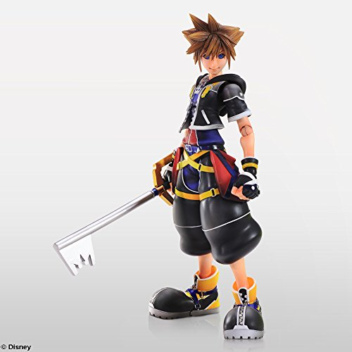 Image 3 for Kingdom Hearts HD 2.5 ReMIX - Sora - Play Arts Kai (Square Enix)