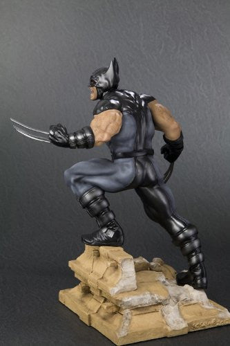 Image 6 for X-Force - Wolverine - Fine Art Statue - 1/6 (Kotobukiya)