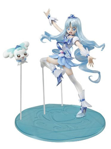 Image 1 for Heartcatch Precure! - Coffret - Cure Marine - Excellent Model - 1/8 (MegaHouse)