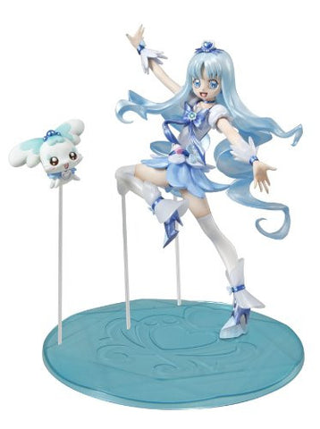 Image for Heartcatch Precure! - Coffret - Cure Marine - Excellent Model - 1/8 (MegaHouse)