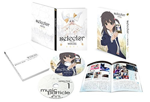 Image 1 for Selector Infected Wixoss Box 1 [DVD+CD Limited Edition]