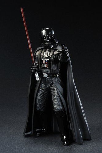 Image 2 for Star Wars - Darth Vader - ARTFX Statue - 1/10 - Return of Anakin Skywalker Ver. (Kotobukiya)