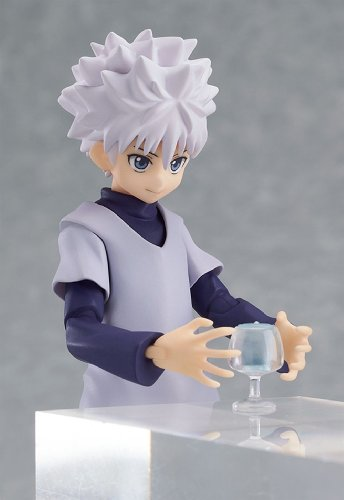 Image 5 for Hunter x Hunter - Killua Zoldyck - Figma #182 (Max Factory)