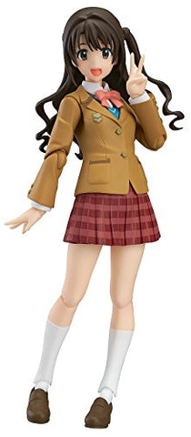 Image for iDOLM@STER Cinderella Girls - Shimamura Uzuki - Figma #255 - Cinderella Project ver. (Max Factory)