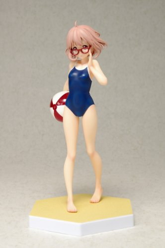 Image 2 for Kyoukai no Kanata - Kuriyama Mirai - Beach Queens - 1/10 - Swimsuit ver. (Wave)