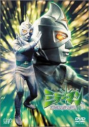 Image 1 for Mirrorman the complete DVD Box I [Limited Edition]