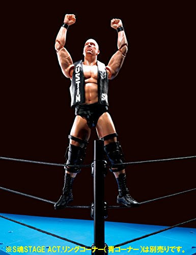 Image 3 for WWE - Stone Cold Steve Austin - S.H.Figuarts (Bandai)