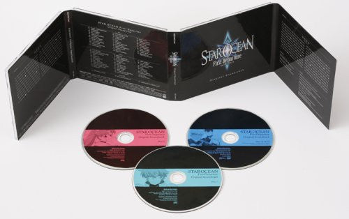 Image 2 for STAR OCEAN First Departure Original Soundtrack