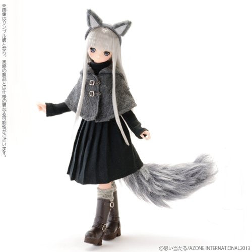 Image 6 for Lien - PureNeemo - Ex☆Cute 9th Series - 1/6 - Komorebimori no Doubutsutachi ♪, Silver Fox (Azone)