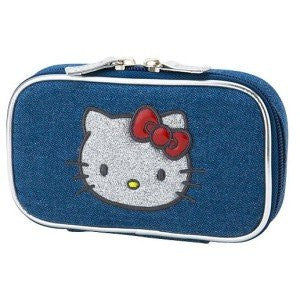 Image 1 for Hello Kitty Pouch DX (Blue)