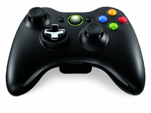 Image 2 for Xbox 360 Wireless Controller SE Play & Charge Kit (Liquid Black)