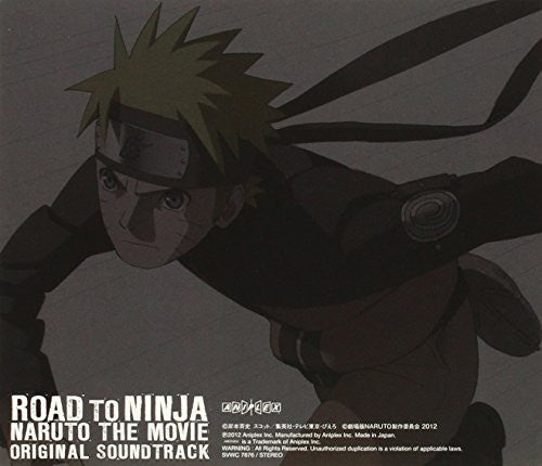 Image 2 for ROAD TO NINJA -NARUTO THE MOVIE- Original Soundtrack