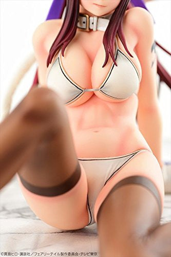 Image 5 for Fairy Tail - Erza Scarlet - 1/6 - White Cat Gravure_Style (Orca Toys)