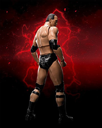 Image 9 for WWE - The Rock - S.H.Figuarts (Bandai)