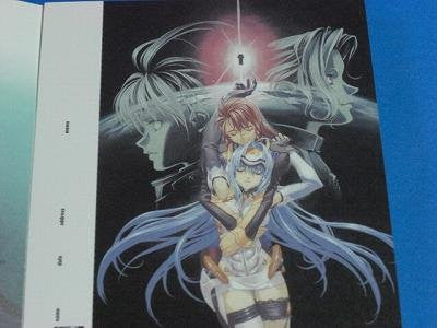 Image 3 for Xenosaga Episode I: Der Wille Zur Macht Postcard Book / Ps2