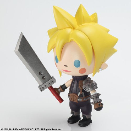 Image 5 for Theatrhythm Final Fantasy - Cloud Strife - Static Arts Mini (Square Enix)