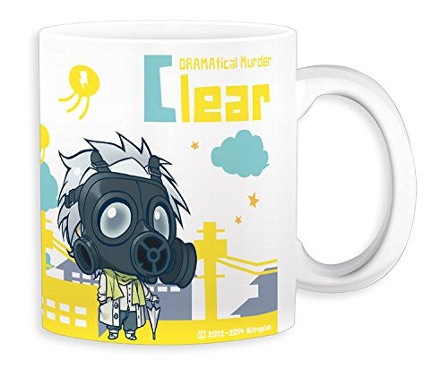 Image 1 for DRAMAtical Murder - Clear - Mug (Gift)