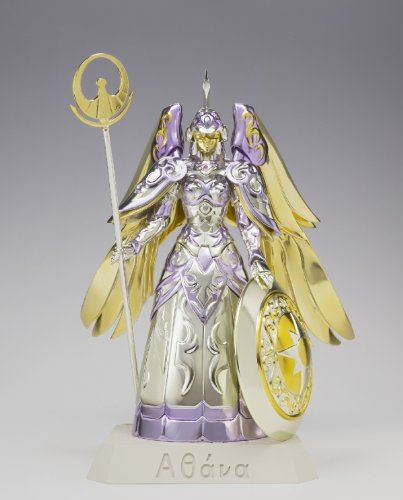 Image 3 for Saint Seiya - Athena (Kido Saori) - Saint Cloth Myth - Myth Cloth - God Cloth (Bandai)