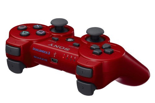 Image 1 for Dual Shock 3 (Deep Red)
