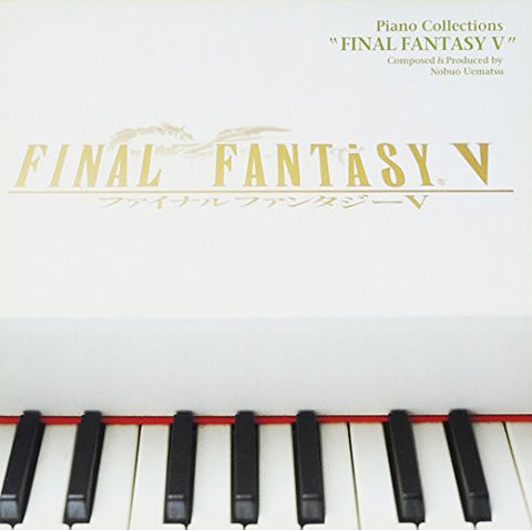 "Image for Piano Collections ""FINAL FANTASY V"""