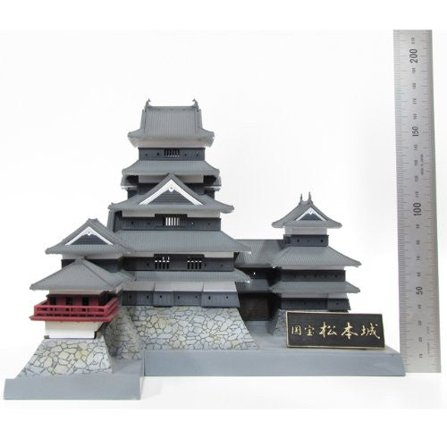 Image 6 for PP022 - National Treasure Matsumoto-jo Castle - 1/200 - 2013 Ver. (PLUM)