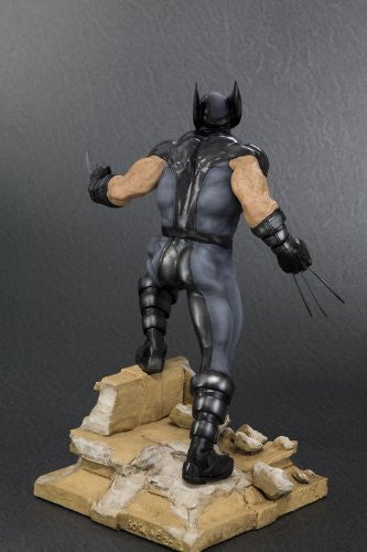 Image 7 for X-Force - Wolverine - Fine Art Statue - 1/6 (Kotobukiya)