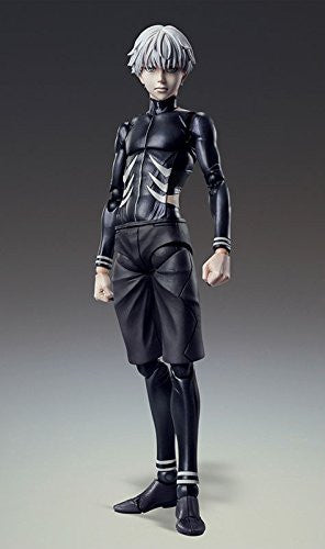 Image 1 for Tokyo Ghoul - Kaneki Ken - Super Action Statue - Awakening ver. (Medicos Entertainment)