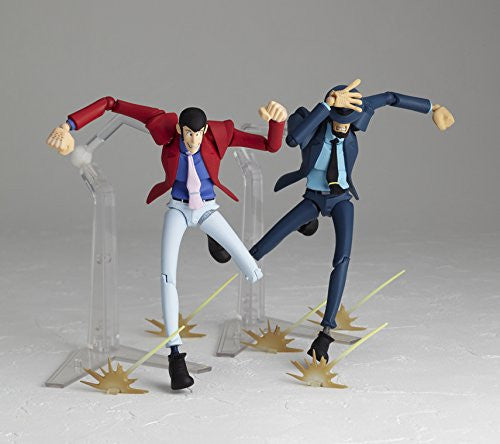 Image 3 for Lupin III - Lupin the 3rd - Legacy of Revoltech LR-025 - Revoltech No.097 (Kaiyodo)